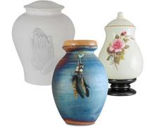 Ceramic Urns